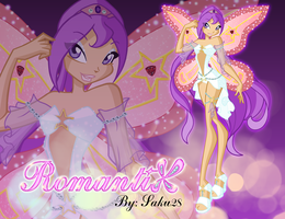 Pearl RomantiX - wallpaper by Saku28