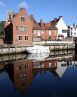 Wensum Reflections by Moose-Art