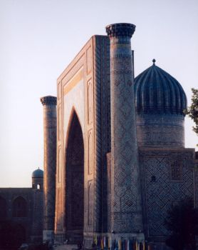 Samarkand_Registan by iggor