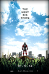 Ant-Man Teaser Poster by Jo7a