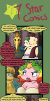 Seven Star Comics 46 by Loopy-Lupe