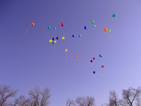 Balloons for the Dead by ItaNaruYAOIFan