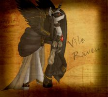 *Request* Vile Raven by Alice4444DM