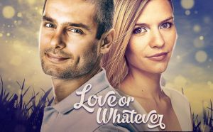 Film Poster Love or Whatever by Atabeyli