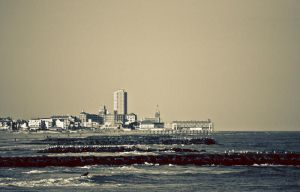Jersey Shore by Spademm