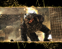 Modern Warfare 2 Wallpaper 3 by floxx001