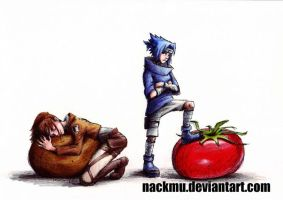 And what is YOUR favourite vegetable? by nackmu