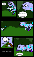 Black Stars-page 2 by Sahirathedragoness
