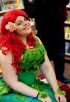 Poison Ivy by WinterQueene