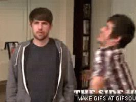 Smosh-Different kinds of hugs -GIF- by BrookeCPhotography