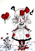 Bloody Heart Lolita by ragamuffinlover