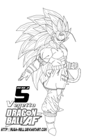 ssj5 vegetto by ruga-rell