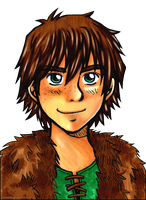 HTTYD - Hiccup by kitsune999