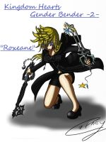 Kingdom Hearts Gender Bender 2 by Cathey18