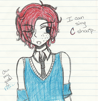 Crappy Jack Doodle by VocaloidfanNerara
