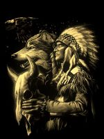 Native American by zoundsheeler