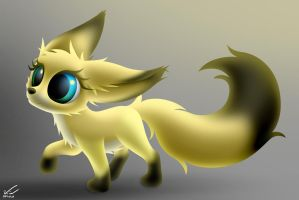 Fennec Fox Concept by SymbianL