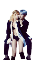 Trouble Maker png render by tauotauomaker