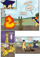 The Walking Statue - Page 10 by ChibiCorporation