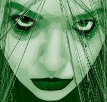 Green With Envy by raynaliz