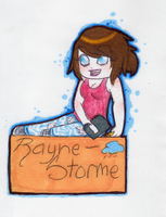 New Dev ID by rayne-storme