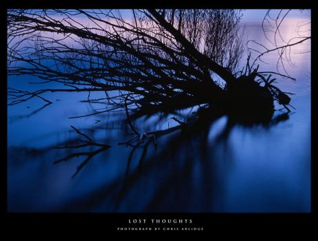 Lost Thoughts by steeldolphin