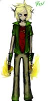 BEN DROWNED Design by Lady-Holdren
