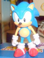 Classic Sonic the Hedgehog by MarioBlade64
