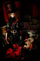 Halloween limited Vincent 1 by Ringdoll