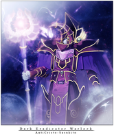 Dark Eradicator Warlock by Sasukito