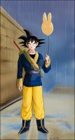 Goku returns 2 by condemned2love