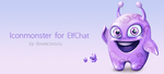 Iconmonster fot ElfChat by i-love-icons