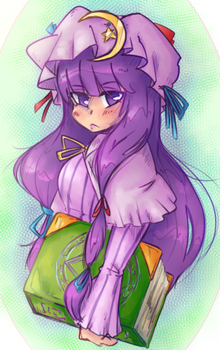 Patchouli by Naritta