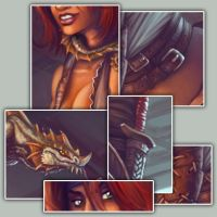 More pirate babe - PREVIEW by RobertFriis