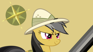 Daring Do and the Amazing Background! by SpektraHertz