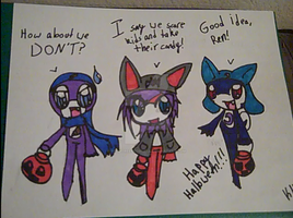 Happy Halloween by PalmTreeFromHell