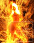 FiRe GoDDesS by gfx-micdi-designs