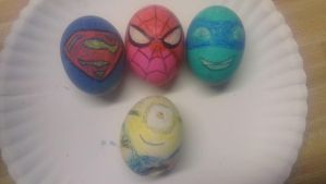 Easter Eggs 2014 by A-Dawg13