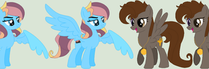 More Dawnny and Old Dawnny by BlizzardTouch
