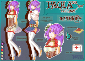 MARE Application - Paola by MidnightSukioma