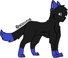 Chainpaw's New Design by 030Pancakes030