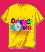 District 40 km by gilang2007