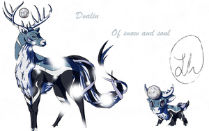 Collab: Of Snow and Soul by Ericanii