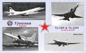 Tu-160 and Tu-22M Wallpaper by Ralph1989