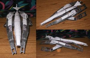 WIP - Paper SSV Normandy SR1 by DaiShiHUN