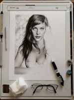 Drawing Board - Liv Tyler4 by imaginee