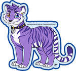 Kitten Sticker by BananimationOfficial