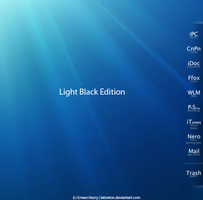 Light Black Edition by lebreton