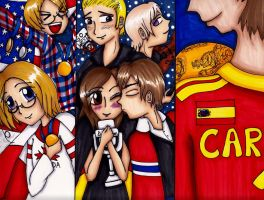 APH: The Winners of 2010 by GothicDancer