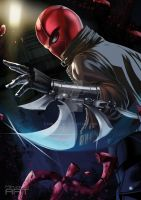 Red Hood by Min-rotic